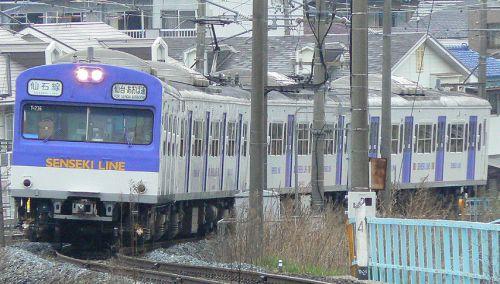 いよいよ引退が発表された仙台の103系電車