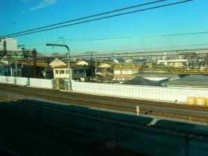 浦和駅工事区間