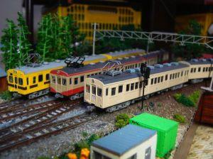 鉄道コレクションの改造いろいろ@旁今市