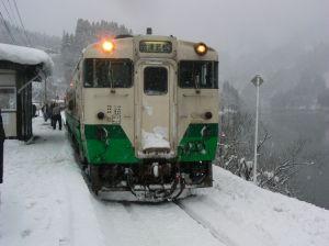 只見線の列車