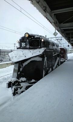 弘南線の除雪車