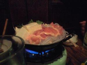 浅草橋「やまと」の鶏鍋