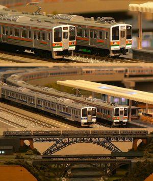 東北線211系電車を作りました