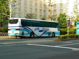 千葉交通の高速バス