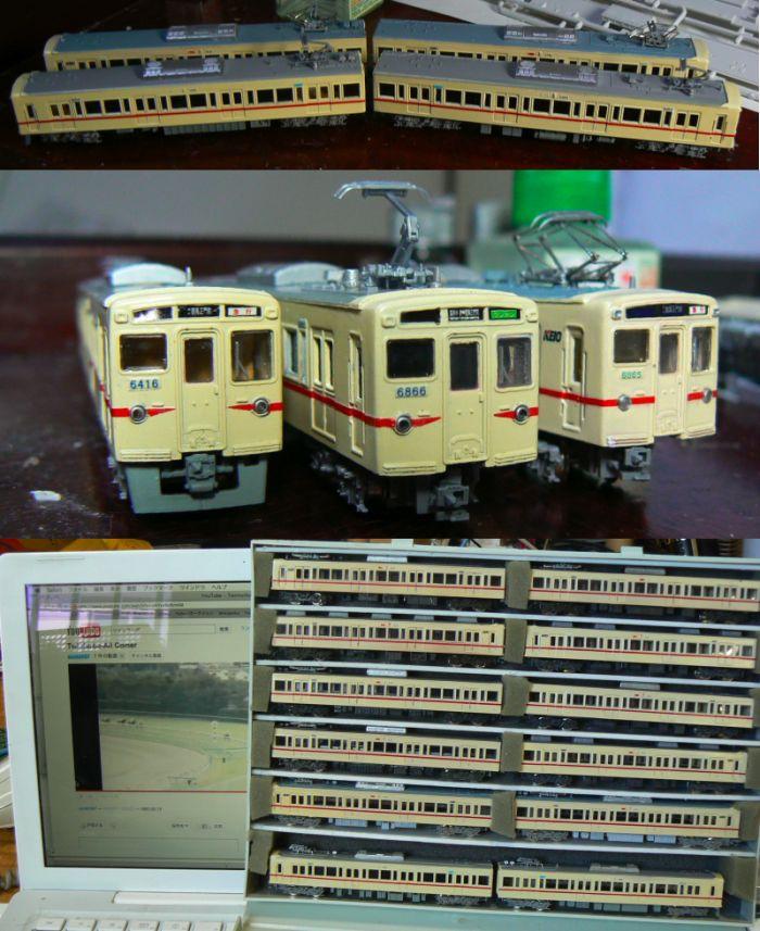 京王6000系復刻塗装(5月16日)