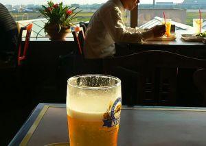 羽田空港カフェ