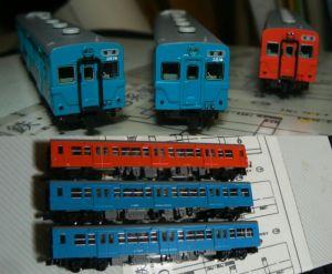 関東鉄道の水色の気動車&種車になった国鉄キハ30