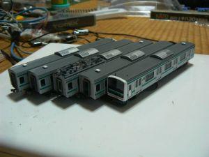 マイクロエース E501系