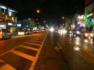沖縄市・ゲート通り