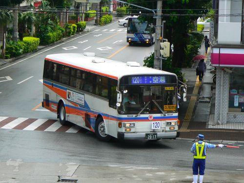 バスコレでもお馴染みの琉球バス長距離車