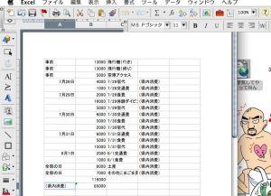 沖繩旅行概算会計