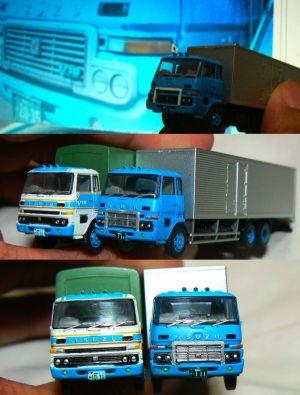 トラックコレクション:いすゞニューパワーの加工