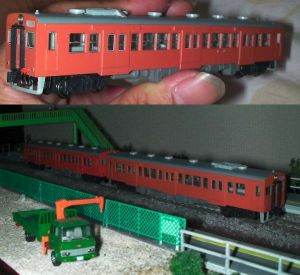 関東鉄道キハ101