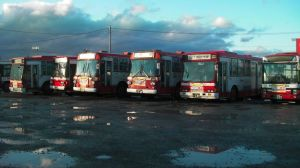 南部バス五戸営業所