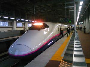 新幹線E2系はやて