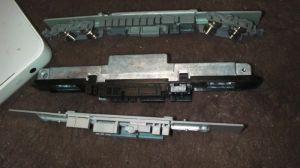 富山地鉄14760キットを組む(09:床下機器)