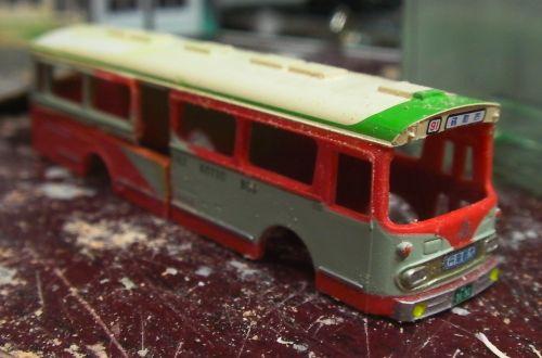 バスコレクションの改造