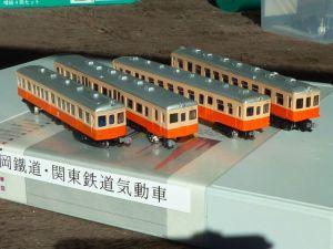 関東鉄道・筑波鉄道気動車
