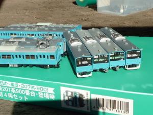 京葉線201系10両編成