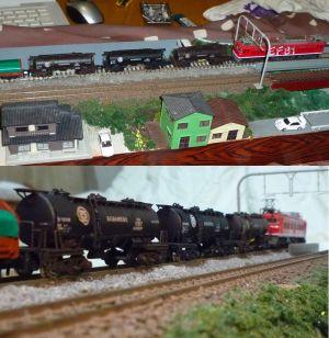 安中貨物、泥酔鉄道を疾走!