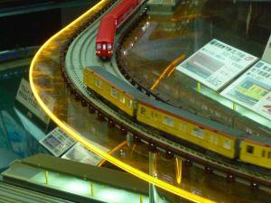 地下鉄と第三軌条