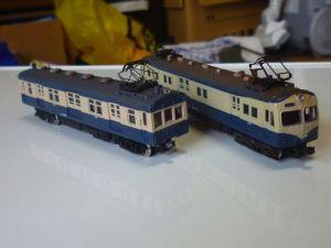 飯田線の荷物電車