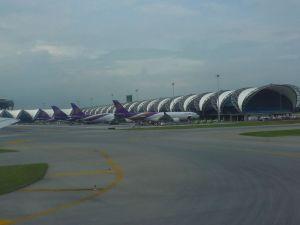 スワンプナーム空港