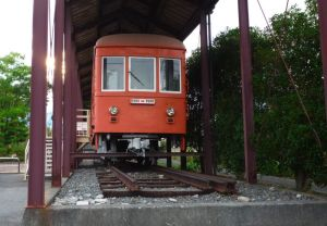 山梨→上田→江ノ電と転々とした電車
