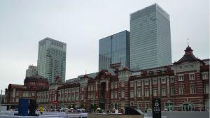 東京駅復原