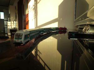客車+機関車