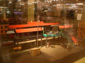 ニューヨークの「Elavated」な駅(subway museum)