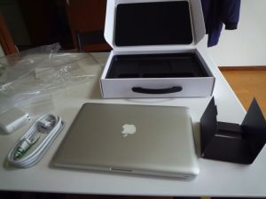 MacBookPro御開帳