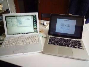 新旧パソコンのデータ移植
