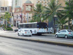 グアムの路線バス