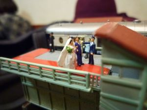 Chaofan Street Station Wedding