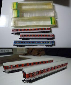 ドイツ型客車