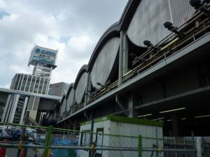 旧東急渋谷駅