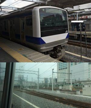 上野東京ラインに直通する常磐線
