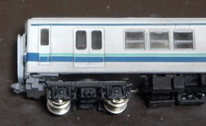 TRN-50っぽい台車
