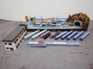 鉄道模型工作で振り返る弊ブログの2015年